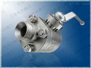 不锈钢焊接高压球阀Q21Y -江苏中力供应