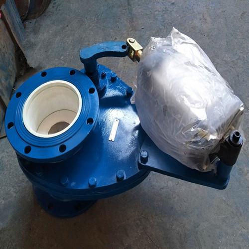 勉强的�y.bz(_气动旋转摆动式仓泵进料阀bz643tc气动摆动式陶瓷进料