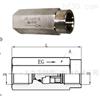 CPE-R3/8-SS不锈钢低压开启单向阀